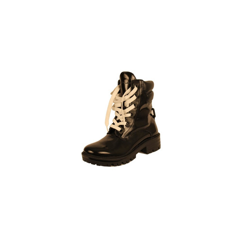 Black Patent Boot