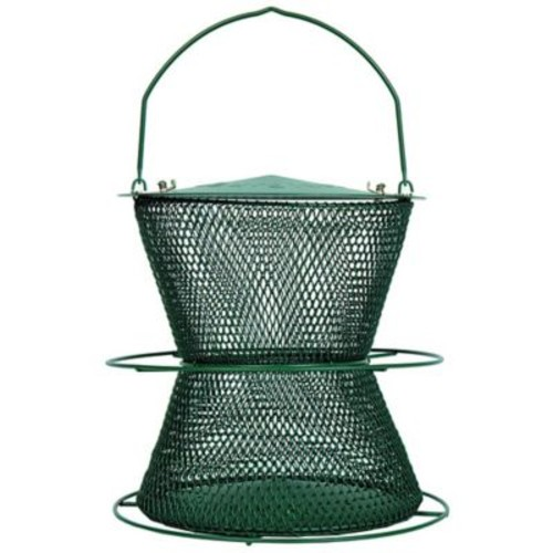 Perky Pet Forest Hourglass Hopper Bird Feeder