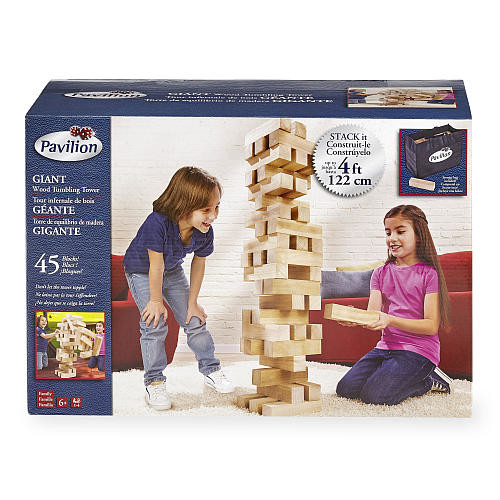 Pavilion Games Giant Tumbling Tower
