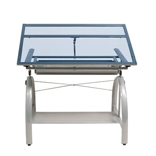 Studio Designs Avanta Drafting Table - Rectangle Top - 1 Drawers - 4 Legs - 42