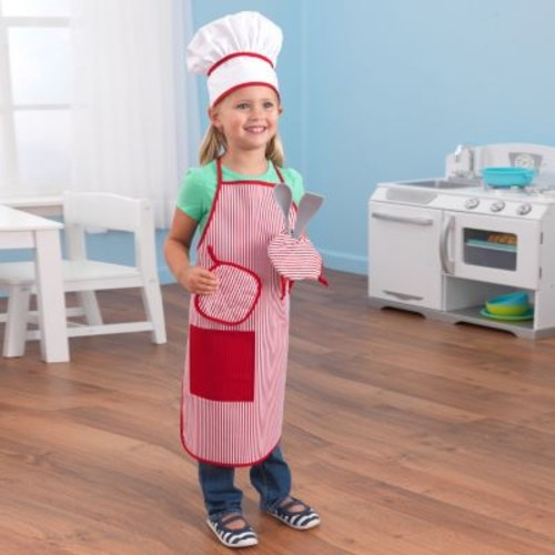 KidKraft Red Tasty Treats Chef Accessory Playset