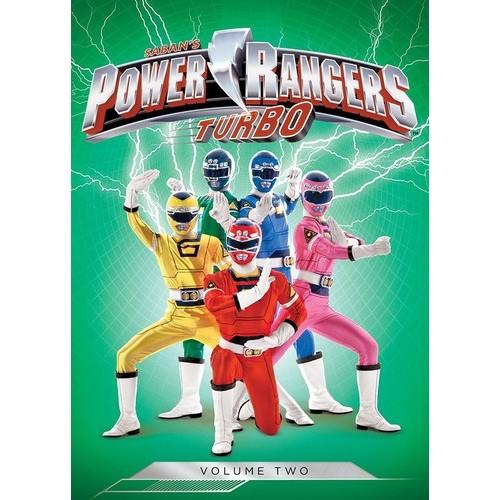 Power Rangers Turbo, Vol. 2
