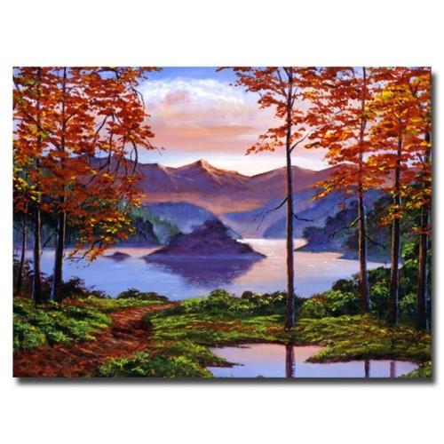Trademark Fine Art 'Sunset Reverie' 35