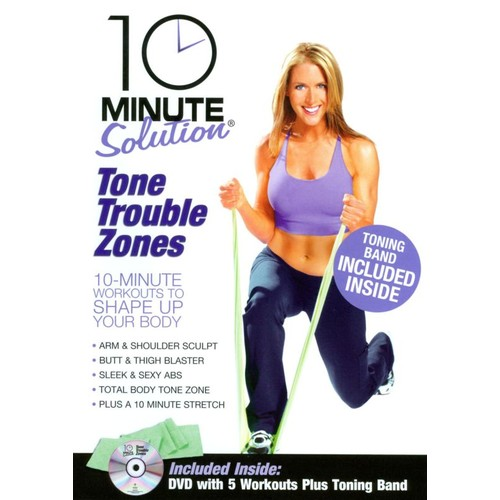 10 Minute Solution: Tone Trouble Zones [DVD] [2007]