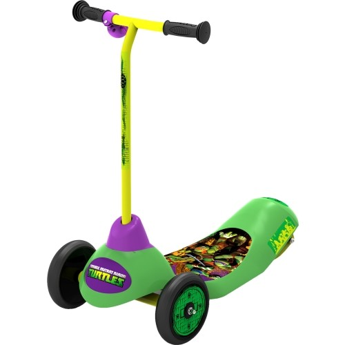 Pulse Performance Products Disney Teenage Mutant Ninja Turtles Safe Start Electric Scooter