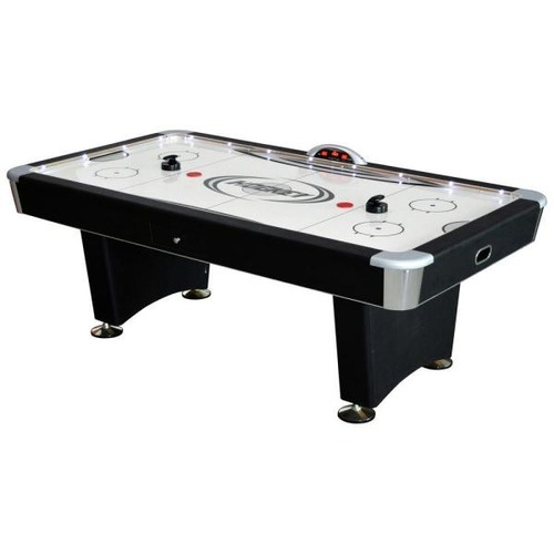 Hathaway Stratosphere 7.5 ft. Air Hockey Table with Docking Station