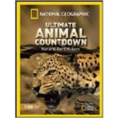 National Geographic: Ultimate Animal Countdown [2 Discs] [DVD]