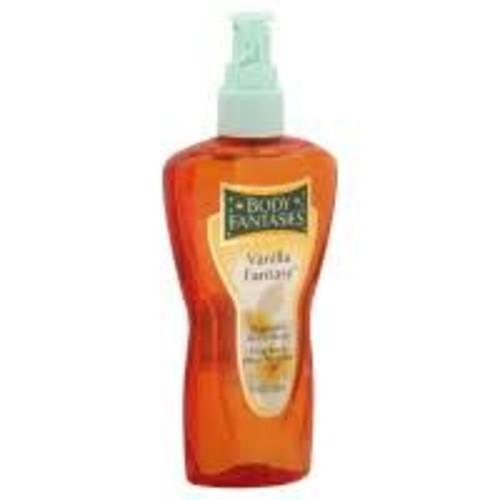 Body Fantasies Fragrance Body Spray, Vanilla Fantasy - 8 fl oz