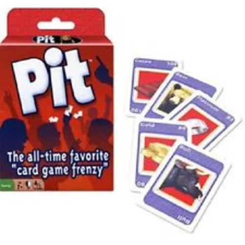 Pit Card Game - Corner The Market Game - Winning Moves Classic Trading Game