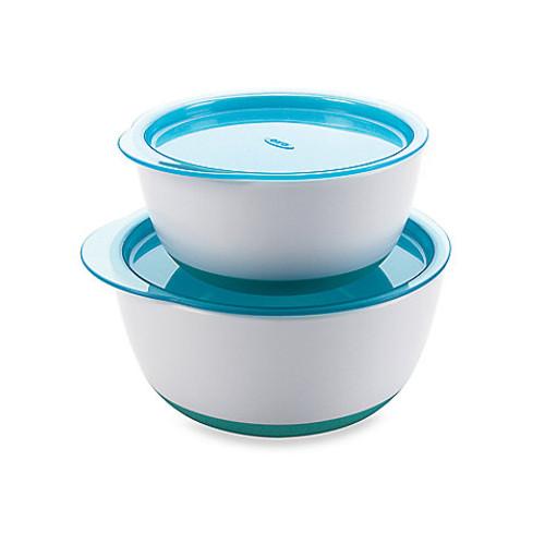 OXO Tot Bowl Set - Aqua