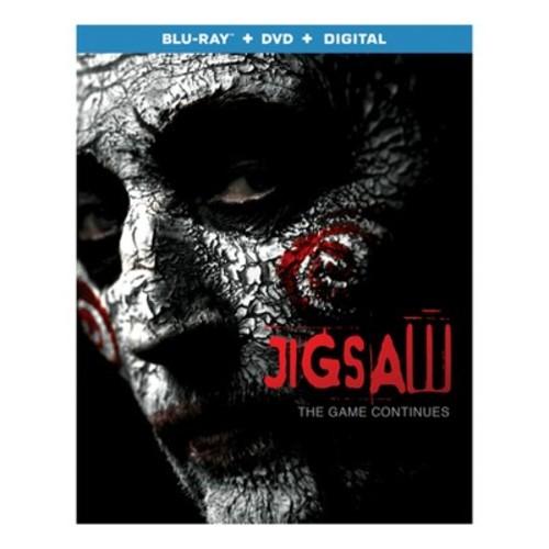 Jigsaw (Blu-ray + DVD + Digital)