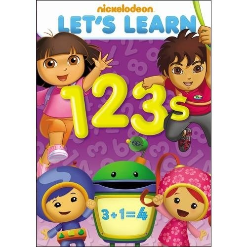Let's Learn: 123 [DVD]