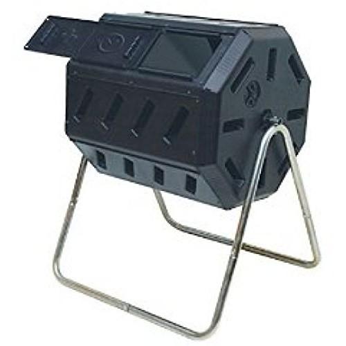 Yimby Tumbler Composter, Color Black [Composter]