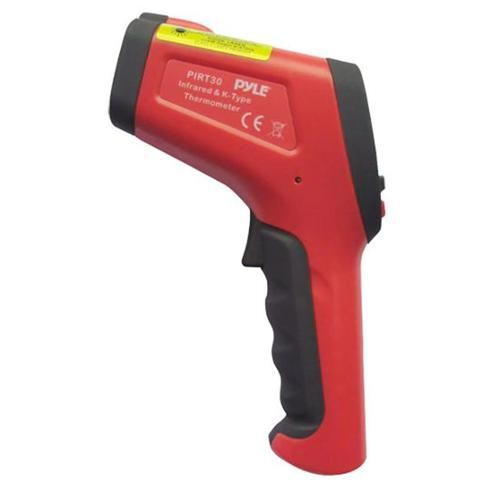 Pyle PIRT30 High Temperature Infrared Thermometer with Type K Input