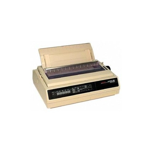 Oki MICROLINE 395 Dot Matrix Printer. ML395 24PIN WIDE 610CPS PAR SER 120V EPSON LQ2550 IBM XL 24E BLK DOT. 610 cps Mono - 360 x 360 dpi - Parallel, Serial