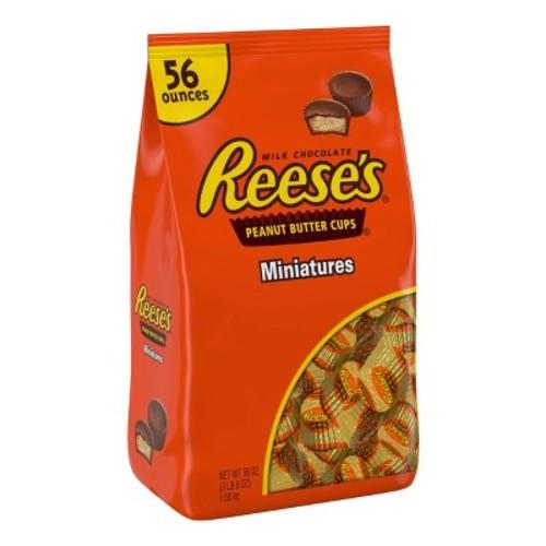 Reese's Miniature Peanut Butter Cups - 56oz