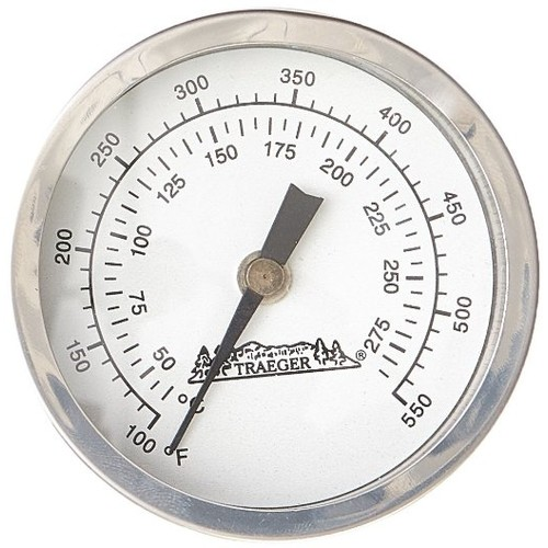 Traeger Pellet Grills BAC211 Replacement Dome Thermometer : Personal Thermometer Accessories : Garden & Outdoor