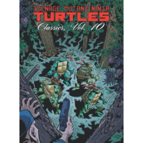 Teenage Mutant Ninja Turtles Classics, Vol. 10