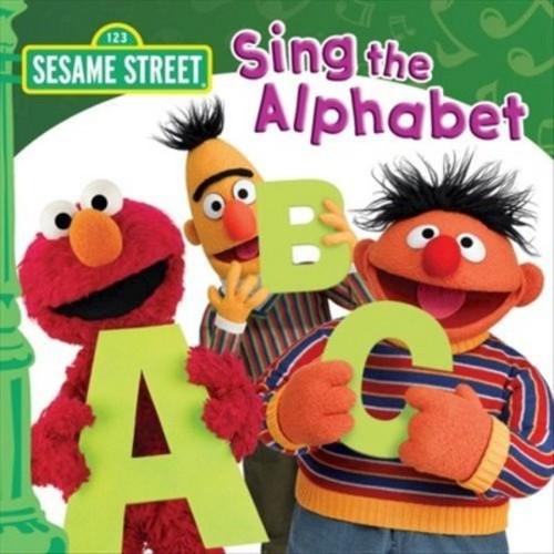 Various - Sesame street:Sing the alphabet (CD)
