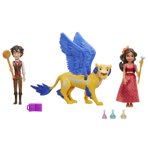 Disney Elena of Avalor Friends of Avalor Figure Set