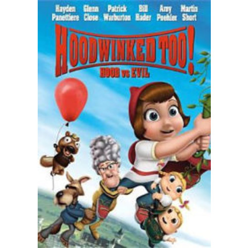 Hoodwinked Too! Hood vs. Evil DVD