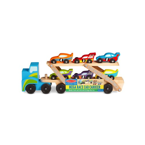 Mega Race-Car Carrier