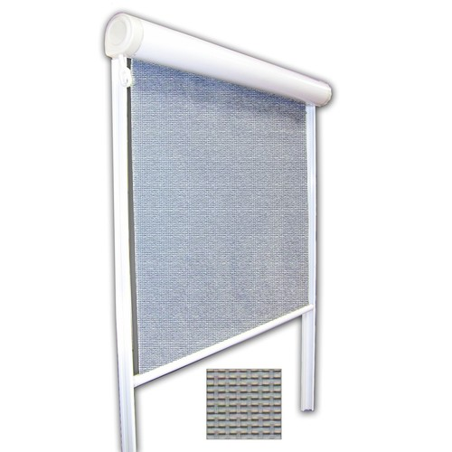 Beauty-Mark 12 Ft. Wide x 10 Ft. Max. Height NAPLESu0026#174; Heavy Duty Solar Shade