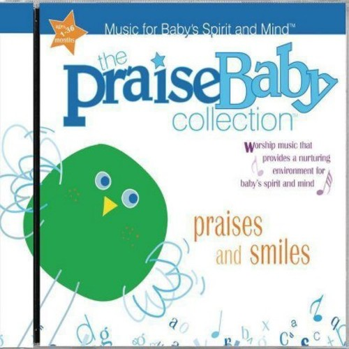 Praises And Smiles CD (2004)