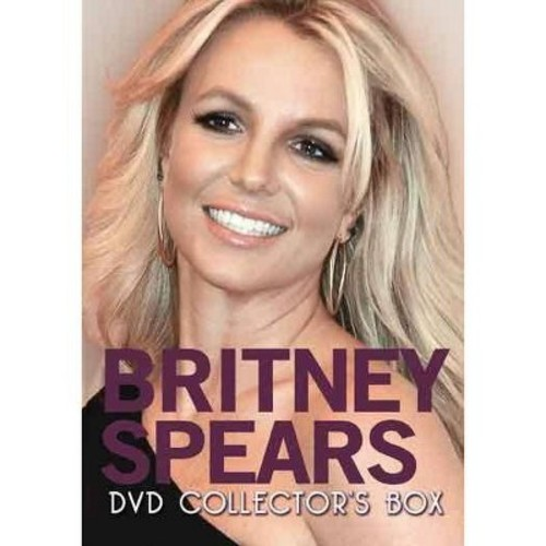 Britney spears:Dvd collector's box (DVD)