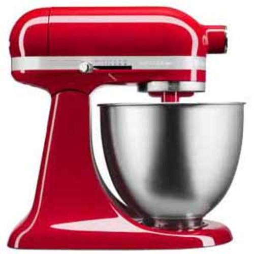 Kitchenaid Artisan Mini 3.5 Quart Tilt-Head Stand Mixer - Empire Red