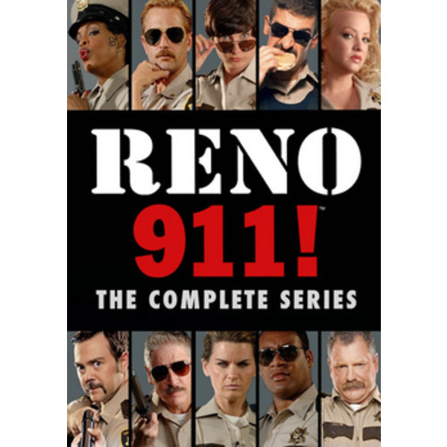 Reno 911: The Complete Series ( (DVD))