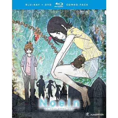 Noein: Complete Series (Blu-ray/DVD)