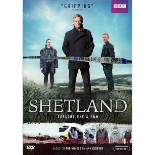 Shetland: Season One & Two [5 Discs] [DVD]