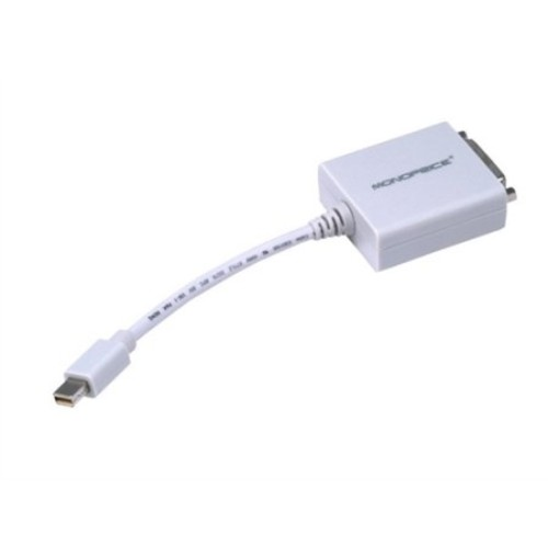 Monoprice Mini DisplayPort/Thunderbolt to DVI Adapter (105106) (Discontinued by Manufacturer)