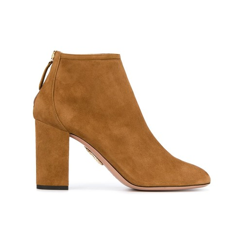 Downtown suede ankle boots