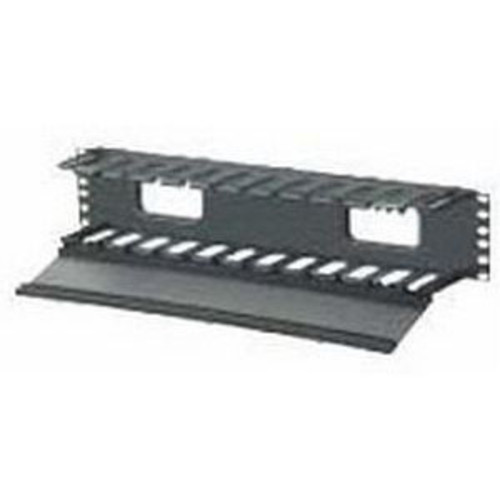 CPI Chatsworth 19W Universal Horizontal Cable Manager - Black