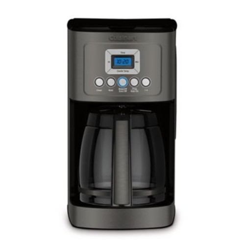 Cuisinart PerfecTemp 14-Cup Programmable Thermal Coffee Maker in Black/Stainless Steel