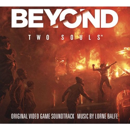 Beyond: Two Souls [Original Video Game Soundtrack] [CD]