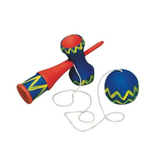 Geeperz Double Catch It Game Craft Kit, 12/Pack