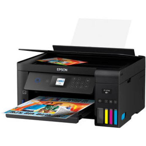 Expression ET-2750 EcoTank All-In-One Inkjet Printer