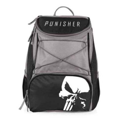 Picnic Time Marvel Punisher PTX Cooler Backpack in Black
