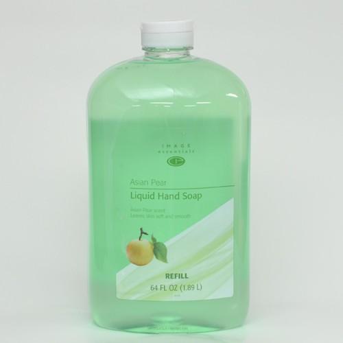 Image Essentials Liquid Hand Soap Refill Pear Scent 64 oz