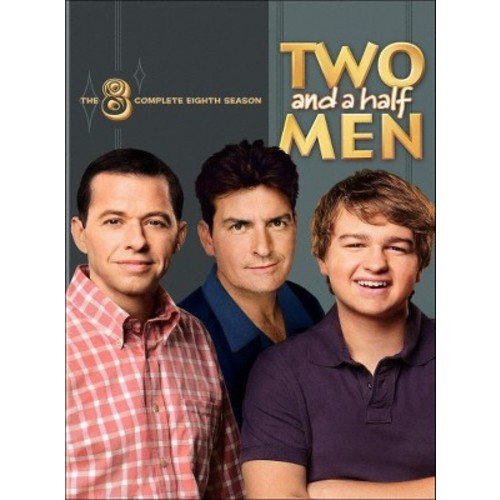 Two and a Half Men: The Complete Eighth Season (2 Discs) (dvd_video)