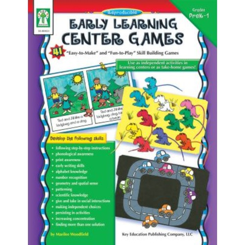 Key Education Early Learning Center Games Resource Book