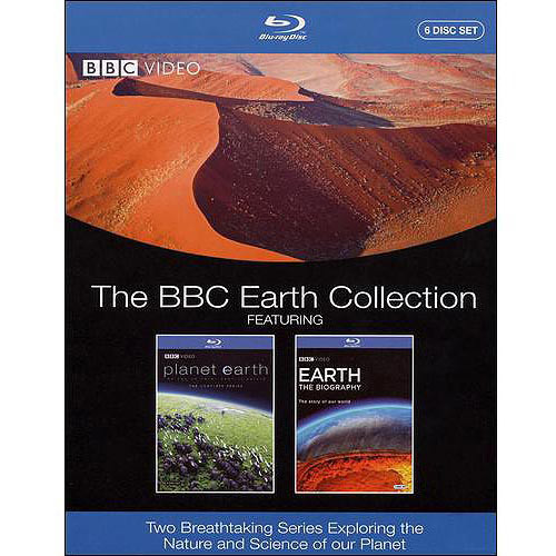 The BBC Earth Collection: (Planet Earth / Earth: The Biography)