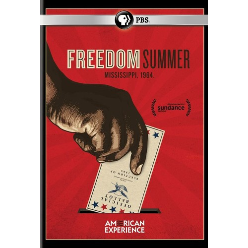 American Experience: Freedom Summer [DVD] [2014]