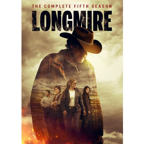Longmire: The Complete Fifth Season [3 Discs] [DVD]