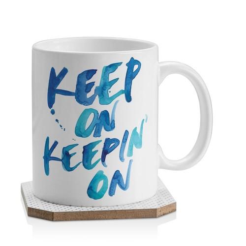 Karen Keep On Keepin On Mug
