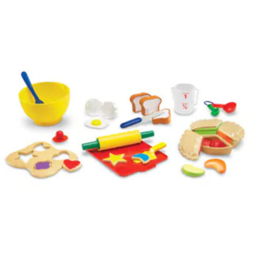 Learning Resources Pretend Play Pretend & Play Bakery Set