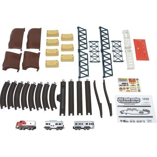 LEC - USA Train Series Collectors Edition Santa Fe SuperChief - Multi
